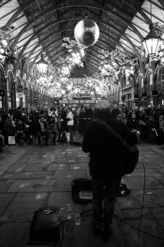 Covent Garden by grainlove
