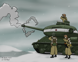 Winter War by The-Ghost-of-Razgriz