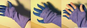 Claw Gloves by Like-a-Surr