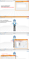 .:Tutorial:. How to Convert Models into PMX by MMDAnimatio357