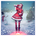 Merry Christmas from Annie Mei by dCTb