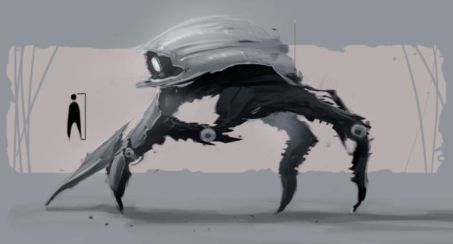 Speed Paint 19 by SamTheConceptArtist