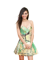 PNG - Victoria Justice by Andie-Mikaelson