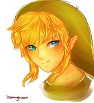 Dumb colored link sketch~ by Zunnylz