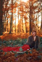 Autumn Goddess II by Econita