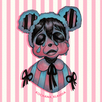 Crying Bear Boy by CarpeDiemCarousel