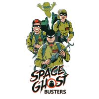 Space GhostBusters by FrozenHRT