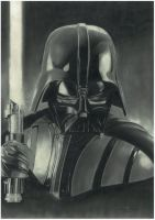 Darth Vader by donchild