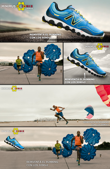 Portadas para New Balance by blackmoon6