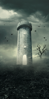 The Tower by Aurora-AE
