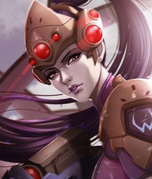 Overwatch Widowmaker by magion02