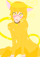 Stephano Neko by zinnythehedgehog
