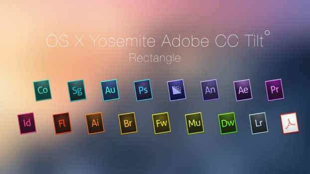 Adobe CC Tilt Rectangle by JasonZigrino