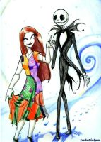 The Nightmare Before Christmas by Sondra