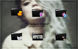Folders Night|TrendyLife by TrendyLife