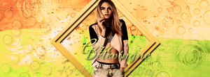 Cara Delevingne Timeline Cover by KrsPhotography