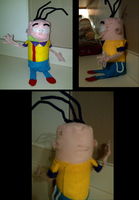 My Creation - Eddy Doll by AnimatEd