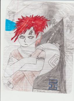 gaara by killercamt