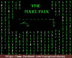 Pixel matrix by razr310