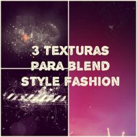 Texturas de Blend Fashion Style by naty02
