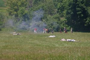 Battle of Monmouth 21 by uglygosling