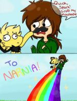 TO NARNIA by ShinehPie