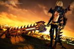 .hack Haseo by okageo