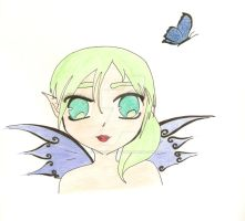 Green Fairy by Persephone30