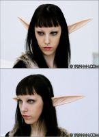 Yaya's original elf ears by yayacosplay