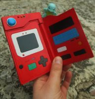The first Pokedex by Sherlockian