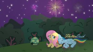 Flutter Dash -- Fireworks ||REQUEST|| by ShutterflyEQD