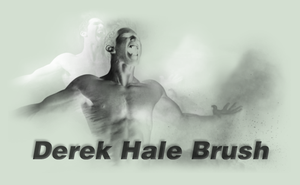 Derek Hale Brush by MageStiles