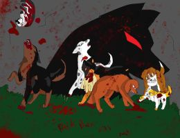 pack PACK kill KILL by anime-animal