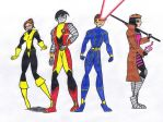 X-traordinary Crossover by Young-Creator