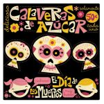 Sugary Sweet Sugar Skulls by Montygog