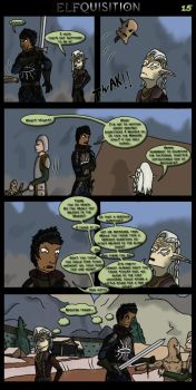 Dragon Age: Elfquisition - Page 15 by Silfae