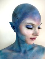Alien Bald Cap Test by AnneDuncan