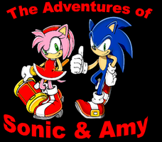 The Adventures of Sonic and Amy by D-Man611