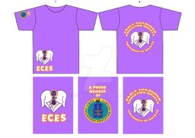 ECES Tshirt Design 2 by didihime