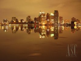 City's Mirror by Pentacle5