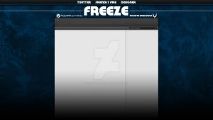 Freeze youtube layout by Runningboxdesign