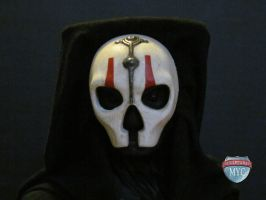 Darth Nihilus Statue 1/4 scale Mask by mycsculptures