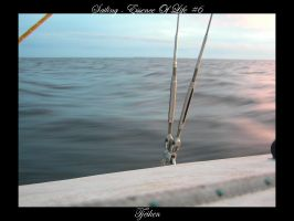 Sailing - Essence Of Life 6 by Tjeiken