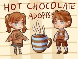Hot Chocolate Adoptable Auction [OPEN] by YiamStuff