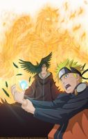 Naruto Cover 58 by gran-jefe