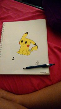 Pika by SharkBait437
