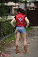 Claire Redfield RE Darkside Chronicles costest II by Rejiclad