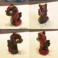Horde Pony by ChibiSilverWings
