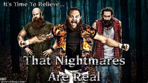 The Wyatt Family - The Nightmares Are Real by MattQuest