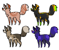 Canine Adopts 1 by LobsterAdopts